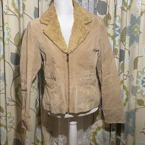 Mudd Suede Jacket